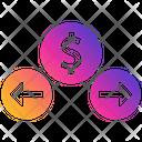 Money Decision Finance Financial Icon