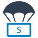 Money delivery Icon