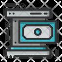 Validator Money Detector Icon