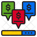 Message Money Chat Icon