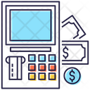 Money Dispenser Icon