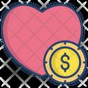 Money Donate Icon