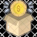 Money Donation Donation Charity Icon
