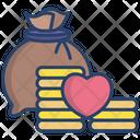 Money Donation Icon