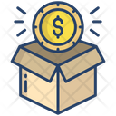 Money Donation Icon