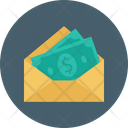Cash Envelope Money Icon