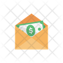 Pay Envelope Letter Icon