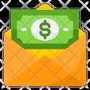 Money Envelope Mail Money Icon