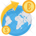 Change Money Finance Icon