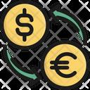 Currency Exchange Money Exchange Money Icon