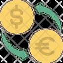 Money Exchange Business Money Icon