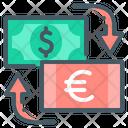 Exchange Money Exchange Dollar Icon