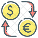 Exchange Money Exchange Dollar Icon