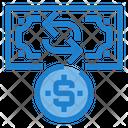 Exchange Money Money Conversion Sync Icon