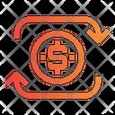 Money-Exchange Icon