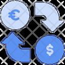 Money Exchange Money Buke Icon