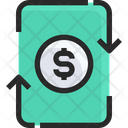 Money Exchange Exchange Dollar Exchange Icon