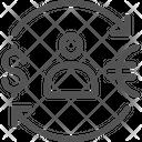 Monney Exchange User Icon
