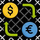 Money Exchange Exchange Money Icon