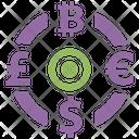 Money Exchange Money Currency Exchange Icon