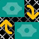 Exchange Finance Money Icon