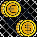 Money Exchange Currency Money Icon