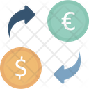 Account Currency Exchange Dollar Icon