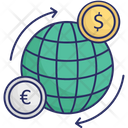 Currency Currency Exchange Foreign Exchange Icon