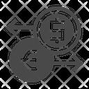 Money Exchange Transfer Money Transfermexchange Icon
