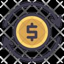 Money Exchange Money Change Exchange Icon