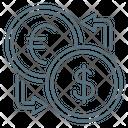 Money Exchange Currency Exchange Exchange Icon