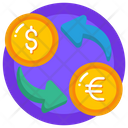Exchange Money Currency Icon