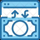 Money Exchange Online Icon