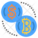 Money Exchange Currency Icon