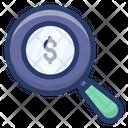 Money Exploration Icon