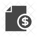 Money File Icon