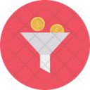 Filter Earnings Conversion Icon
