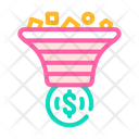Advertising Traffic Filtration Icon