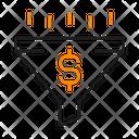 Filter Money Filter Filtering Icon