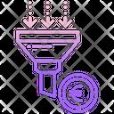 Money Filter Icon
