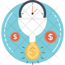 Money filtration Icon