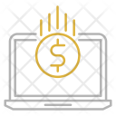 Money Flow Finance Icon