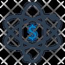 Network Money Flow Icon