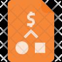 Process Analysis Strategy Icon