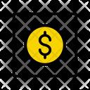 Money Focus Icon