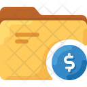 Money folder Icon