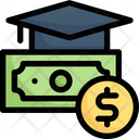 Money for study Icon