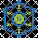 Money goals Icon