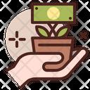 Money Grow Icon