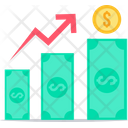 Money Growth Finance Icon